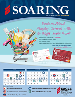 2nd Quarter Soaring Newsletter
